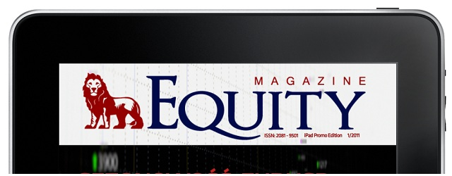 Equity iPad cover