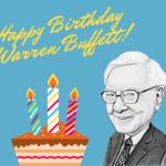 88 lat - dziś Warren Buffett obchodzi urodziny