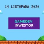 Gamedev Inwestor - event online dla inwestorów i graczy